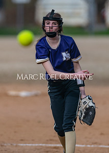 Broughton softball vs East Chapel Hill. March 11, 2020. D4S_8309