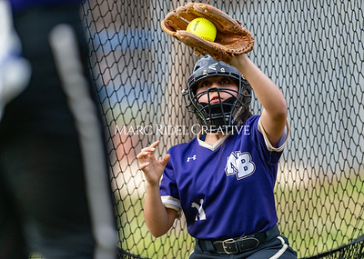 Broughton softball vs East Chapel Hill. March 11, 2020. D4S_8345
