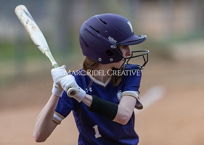 Broughton softball vs East Chapel Hill. March 11, 2020. D4S_8332