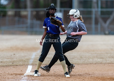 Broughton softball vs East Chapel Hill. March 11, 2020. D4S_8390