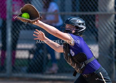 Broughton softball vs Sanderson. April 27, 2021
