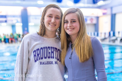 Broughton swimming. Cap-7 tournament. January 26, 2019. 750_7907