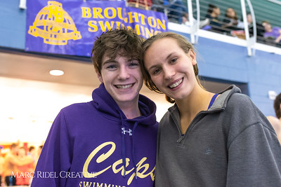 Broughton swimming. Cap-7 tournament. January 26, 2019. 750_7868