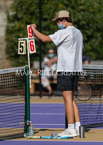 Broughton tennis vs Cardinal Gibbons. April 5, 2021