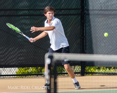 Broughton tennis vs Cardinal Gibbons. May 13, 2019. MRC_8450