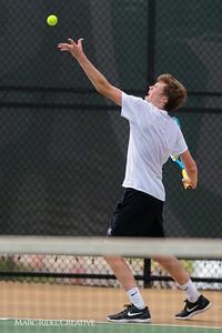 Broughton tennis vs Cardinal Gibbons. May 13, 2019. MRC_8323