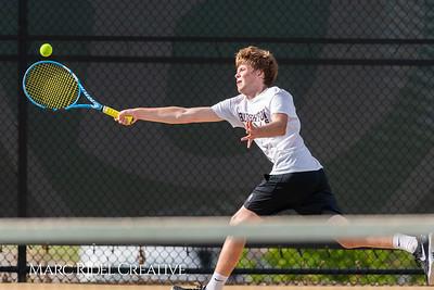 Broughton tennis vs Cardinal Gibbons. May 13, 2019. MRC_8375