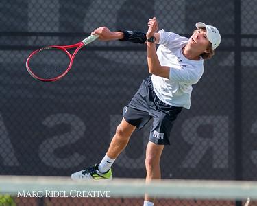 Broughton tennis vs Cardinal Gibbons. May 13, 2019. MRC_8419
