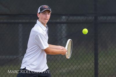 Broughton tennis vs Cardinal Gibbons. May 13, 2019. MRC_8302