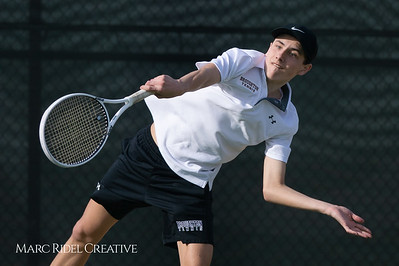 Broughton tennis vs Cardinal Gibbons. March 12, 2019. D4S_6211