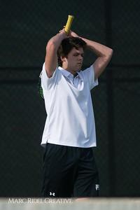 Broughton tennis vs Cardinal Gibbons. March 12, 2019. D4S_6297