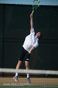 Broughton tennis vs Cardinal Gibbons. March 12, 2019. D4S_6267