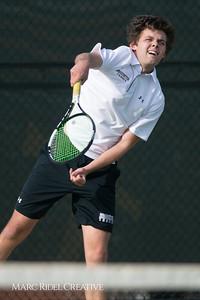 Broughton tennis vs Cardinal Gibbons. March 12, 2019. D4S_6295