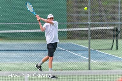 Broughton tennis at Sanderson. April 8, 2019. D4S_3543