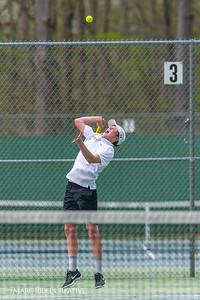 Broughton tennis at Sanderson. April 8, 2019. D4S_3580