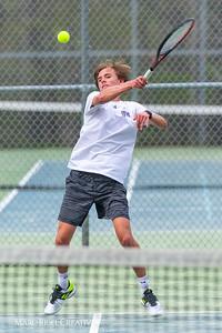 Broughton tennis at Sanderson. April 8, 2019. D4S_3497