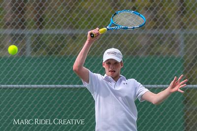 Broughton tennis at Sanderson. April 8, 2019. D4S_3598