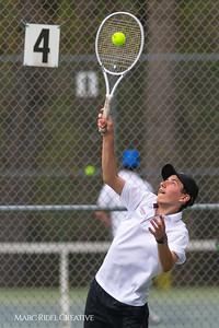 Broughton tennis at Sanderson. April 8, 2019. D4S_3443