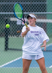 Broughton varsity tennis vs Sanderson. September 26, 2019. D4S_9976