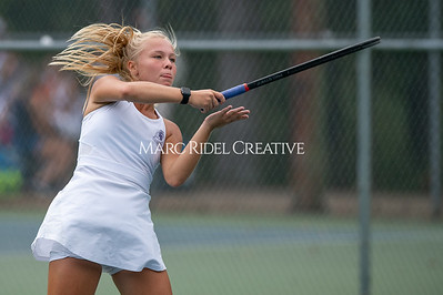 Broughton varsity tennis vs Sanderson. September 26, 2019. D4S_9720