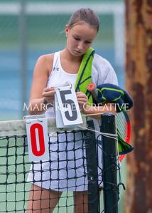 Broughton varsity tennis vs Sanderson. September 26, 2019. D4S_9965