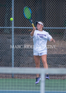 Broughton varsity tennis vs Sanderson. September 26, 2019. D4S_9834
