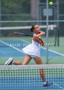 Broughton varsity tennis vs Sanderson. September 26, 2019. D4S_9933