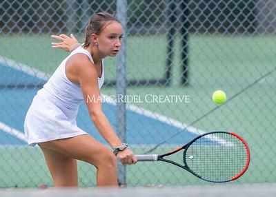 Broughton varsity tennis vs Sanderson. September 26, 2019. D4S_9949