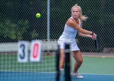 Broughton varsity tennis vs Sanderson. September 26, 2019. D4S_9822