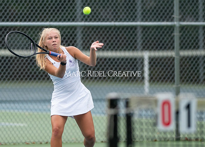 Broughton varsity tennis vs Sanderson. September 26, 2019. D4S_9763