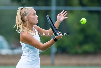 Broughton varsity tennis vs Sanderson. September 26, 2019. D4S_9782