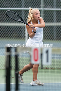 Broughton varsity tennis vs Sanderson. September 26, 2019. D4S_9758