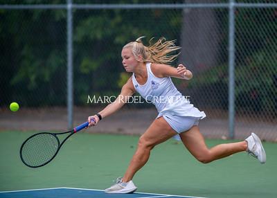 Broughton varsity tennis vs Sanderson. September 26, 2019. D4S_9892