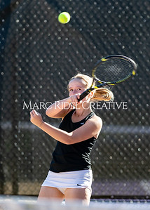 Broughton tennis vs Apex Friendship. Dual playoffs.. October 17, 2019. D4S_3227