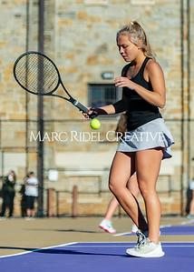 Broughton tennis vs Apex Friendship. Dual playoffs.. October 17, 2019. MRC_3193