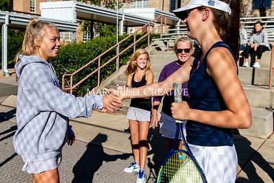 Broughton tennis vs Apex Friendship. Dual playoffs.. October 17, 2019. D4S_3315