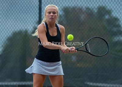 Broughton tennis vs Cardinal Gibbons. Playoffs Round 3 October 29, 2019. D4S_3541