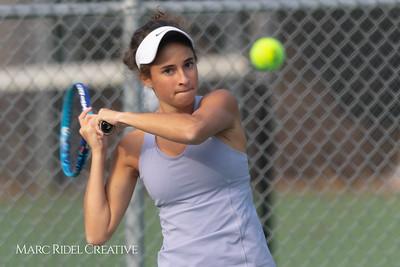 Broughton Tennis. October 22, 2018.
