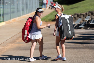 Broughton tennis playoffs. October 19, 2018.