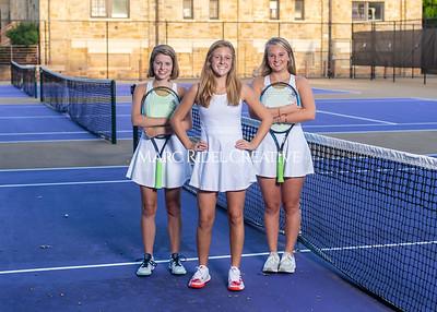 Broughton tennis seniors. September 19, 2021.