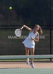 Broughton varsity tennis at Cardinal Gibbons. August 30, 2021.