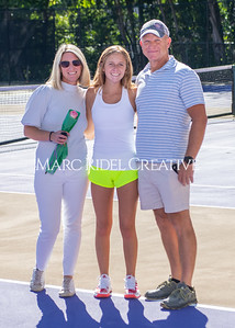 Broughton varsity tennis vs Athens Drive. September 23, 2021.