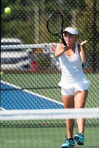 Broughton Tennis vs. Apex. August 21, 2017