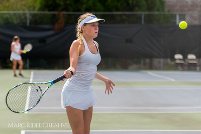 Broughton Tennis vs. Southeast Raleigh. August 22, 2017