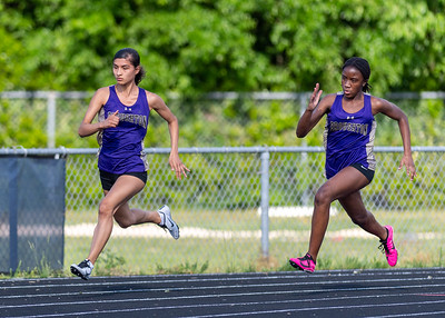 Broughton Track and Field at Millbrook. May 6, 2021