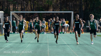 Broughton track and field at Cardinal Gibbons. March 27, 2019. D4S_5656