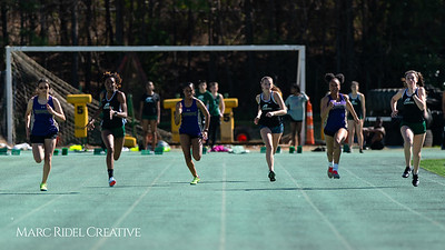 Broughton track and field at Cardinal Gibbons. March 27, 2019. D4S_5616