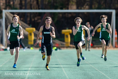 Broughton track and field at Cardinal Gibbons. March 27, 2019. D4S_5711