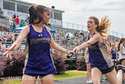 Broughton Track and Field vs Leesville. April 25, 2019. MRC_6977