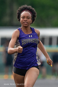 Broughton Track and Field vs Leesville. April 25, 2019. D4S_1491